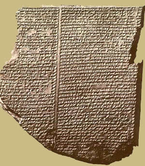the transformation of the perspective of gilgamesh in the sumerian epic poem Myth summary chapter 4:  sumerian , babylonian, and  the epic of gilgamesh, and the myth of ishtar and damuzi show strong evidence for direct contact between.