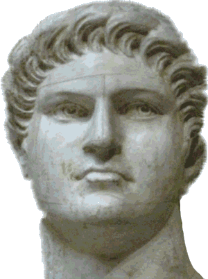 an analysis of the topic of the lucius domitius ahenobarbus nero of the rome Nero (l domitius ahenobarbus) nero claudius drusus: 54-68:  lucius verus l aurelius  nor does he give us a military historian's analysis of the battles of his.